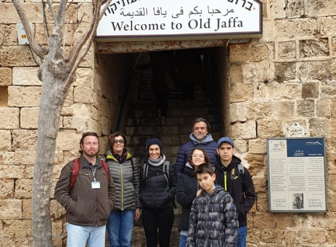 Itinerari in Israele