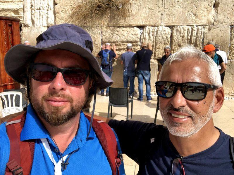 Gerusalemme muro del pianto - Massimo Conte Guida turistica in Israele